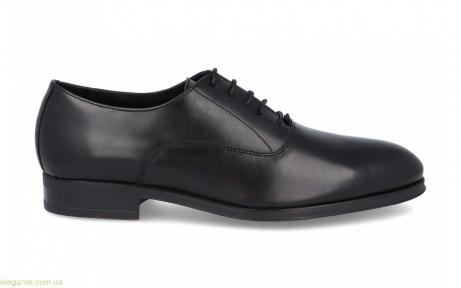 Мужские туфли оксфорды Becool1 чёрные