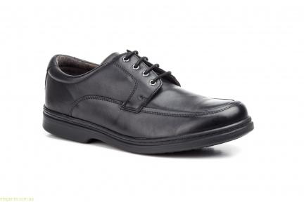 Мужские туфли SCN2 чёрные