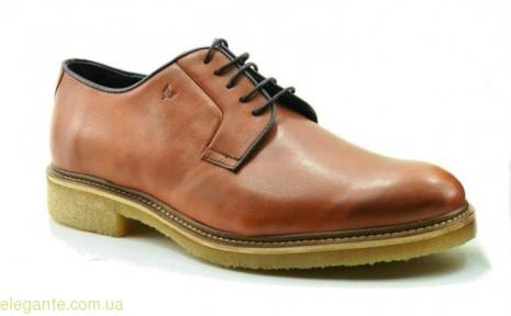 Мужские туфли BECOOL1 коричневые