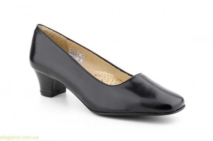 Жіночі туфлі на каблуку JAM4 чорні