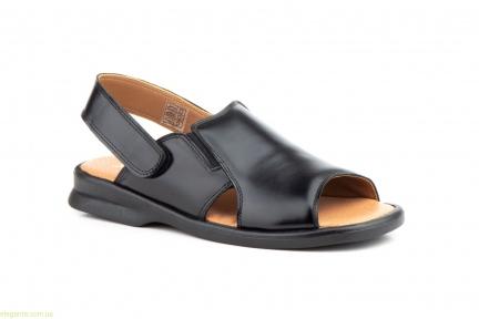 Мужские сандали JAM Nautic чёрные