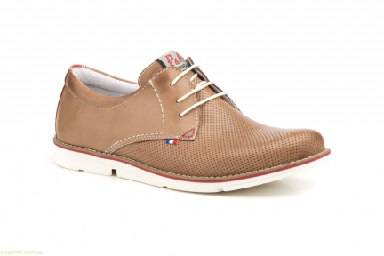 Чоловічі туфлі PEPE AGULLO3 коричневі