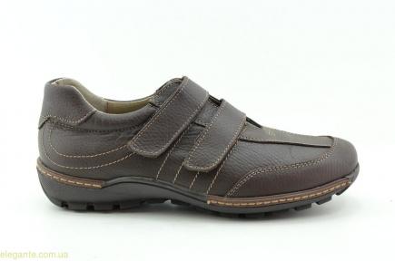 Чоловічі туфлі щоденні DJ SANTA3  коричневі