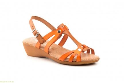 Женские босоножки MISTRAL оранжевые
