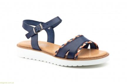 Жіночі сандалії JAM Mistral сині