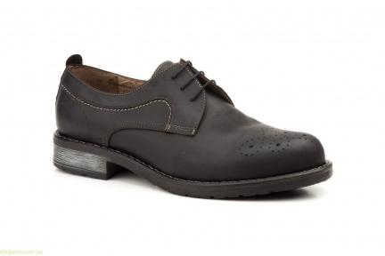 Мужские туфли SCN6 чёрные