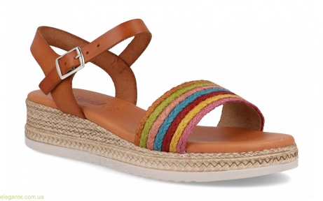 Жіночі сандалі DIGO DIGO коричневі