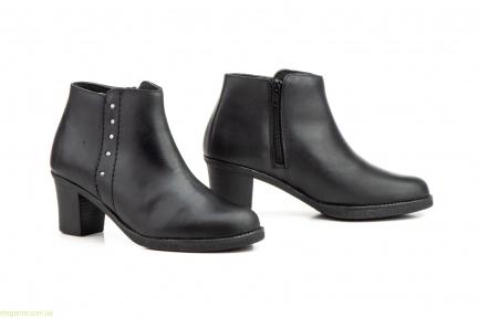 Женские ботинки LAMBUS чёрные