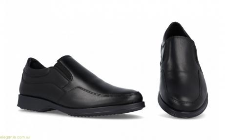 Чоловічі туфлі COMODOSAN чорні
