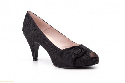 Женские туфли JENNIFER PALLARES чёрные