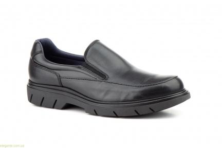Чоловічі туфлі KEELAN3 чорні