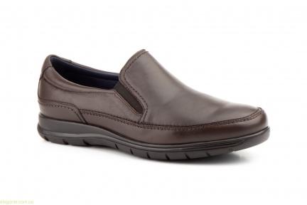 Чоловічі туфлі KEELAN1 коричневі