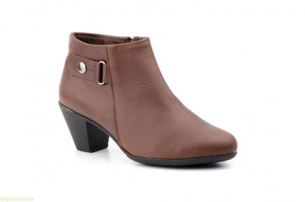 Жіночі черевички CUTILLAS2 коричневі