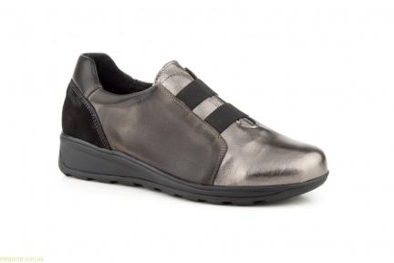 Женские туфли еластические спортивные MANOCI