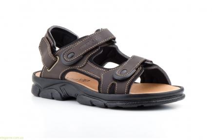 Мужские сандали MORXIVA1 коричневые