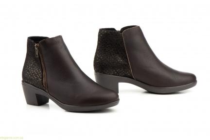 Жіночі черевики PAR y MEDIO коричневі