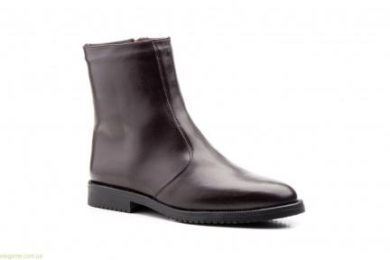 Чоловічі черевики Nikkoe коричневі