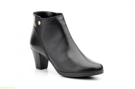 Женские ботинки AGATHA SHOES1 чёрные