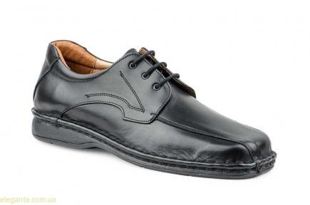 Мужские туфли CACTUS чёрные