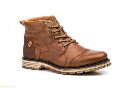 Мужские ботинки STYLE BLUE цвет нат. кожи