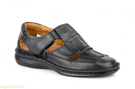 Чоловічі сандалі CACTUS1 чорні
