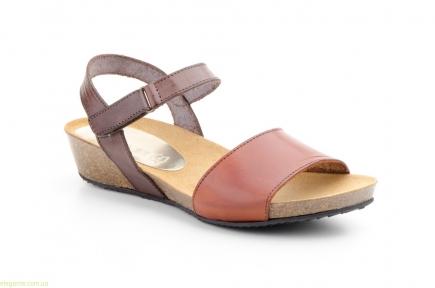 Женские сандалии MULLER коричневые