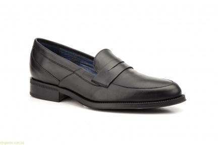 Чоловічі туфлі SCN4 чорні