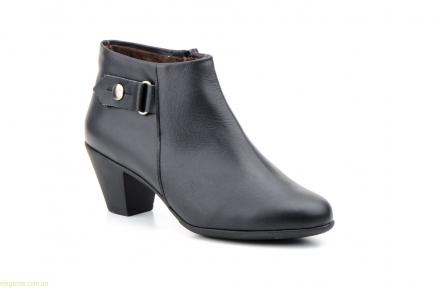 Жіночі черевички CUTILLAS2 чорні