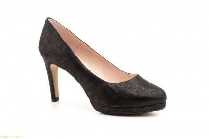 Жіночі туфлі святкові Jennifer Pallares1 чорні