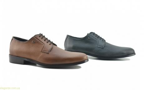 Чоловічі туфлі дербі BECOOL2