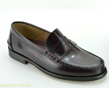 Чоловічі туфлі DIGO DIGO2 бордові