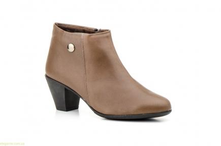 Женские ботинки CUTILLAS1 цвет нат.кожи