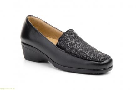 Жіночі туфлі JAM Likra чорні