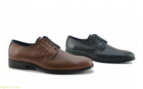 Чоловічі туфлі дербі BECOOL1