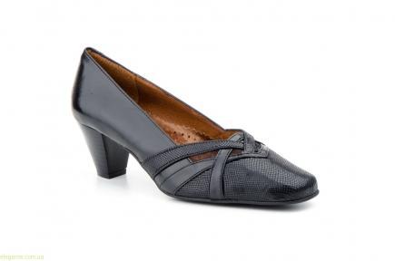 Женские туфли JAM2 чёрные