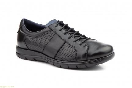 Мужские туфли ежедневные KEELAN чёрные