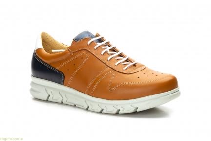 Чоловічі туфлі щоденні Keelan колір нат.шкіри