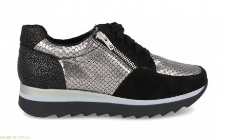 Женские кроссовки VIDA2 чёрные