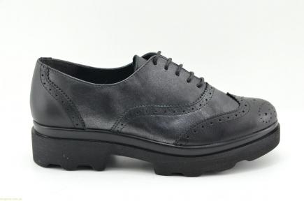 Женские туфли на платформе DIGO DIGO чёрные