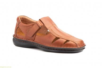 Чоловічі сандалі CACTUS коричневі