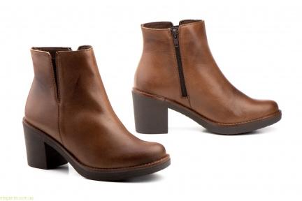 Жіночі черевики JAM1 коричневі