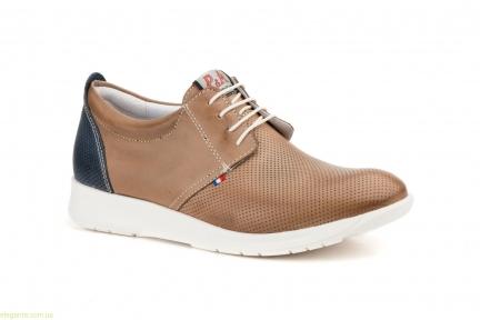 Мужские туфли PEPE AGULLO2 коричневые