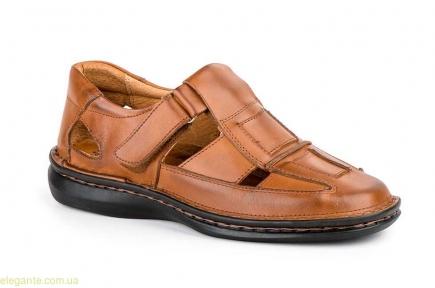Мужские сандалии CACTUS1 коричневые