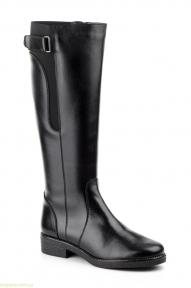 Жіночі чоботи еластичні JAM чорні