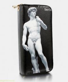 Жіночий гаманець MICHELANGELO'S DAVID