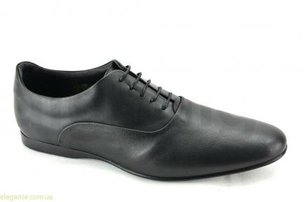 Мужские туфли оксфорды праздничные BECOOL чёрные