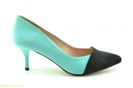 Женские туфли на каблуке DIGO DIGO синие