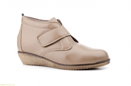 Жіночі черевички ALTO ESTILO1 бежевий