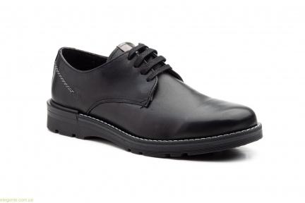 Чоловічі туфлі Nautic Blue1 чорні