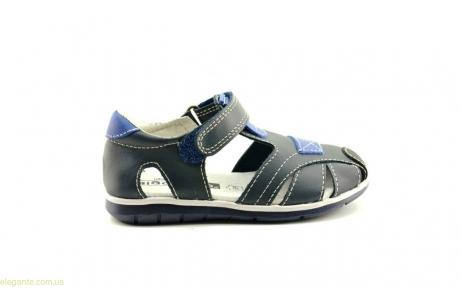 Дитячі сандалі на липучці DIGO DIGO сині